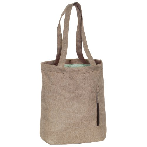 Everest Laptop and Tablet Tote Bag, Tan, One Size