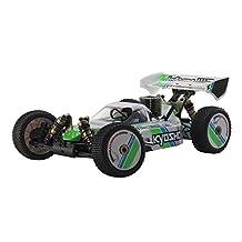 Kyosho Inferno MP9 TKI Ready Set RTR Nitro-Powered Racing Buggy, 1:8 Scale