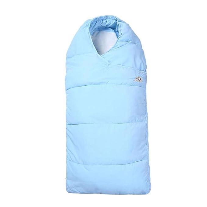 El Bebé Espesa El Saco De Dormir para El Sobre del Invierno/Newborn Impermeable Sleepsacks Cremallera Caliente/Stroller Edredón/En 0-12 Mes: Amazon.es: Ropa ...