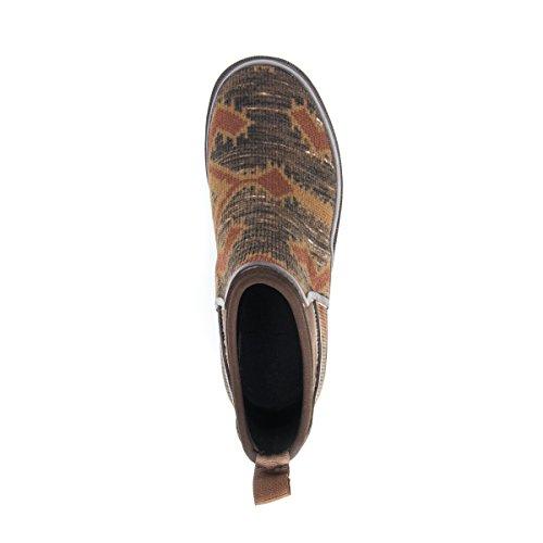 Rainboots Shoe LUKS MUK Libby Rain Brown Women's UtXtxfqwB