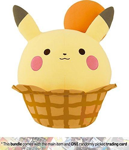 (Pikachu [as Ice Cream]: ~15
