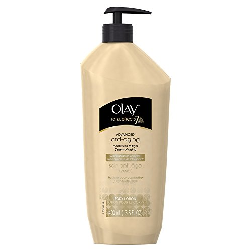 Olay Total Effects Body Lotion Pump, 13.5 Oz