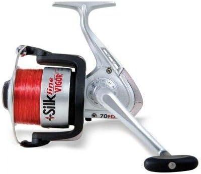 Lineaeffe Carretes de Pesca Embobinado Vigor Silk Line 7000 ...
