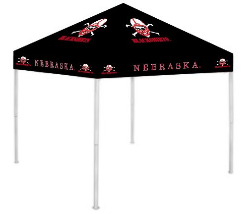 NCAA Nebraska Blackshirts Canopy Top