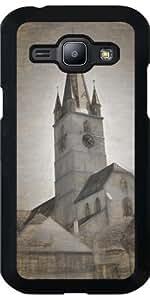 Funda para Samsung Galaxy J1 - Sibiu Catedral Evangélica by ab_photodesigner