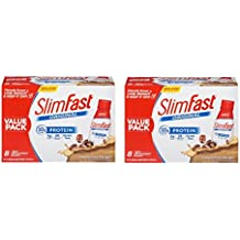 SlimFast® Original Cappuccino Delight Meal Replacement Shakes 8-11 fl. oz. Bottles, 8 count (Pack of 2)