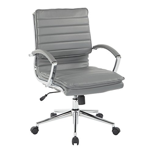 Office Star Faux Leather