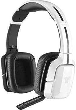 Tritton Kunai Stereo Wireless Gaming Headset in White (PS4/PS3/Xbox 360/Nintendo Wii U/PC DVD) by Mad Catz: Amazon.es: Videojuegos
