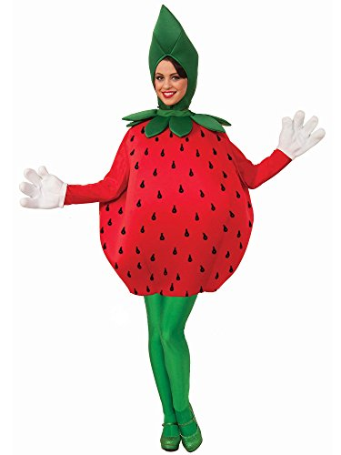 Strawberry Costume for Adults - One-Size