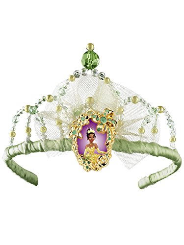 Disguise Disney Princess And The Frog Princess Tiana Tiara Costume Accessory -