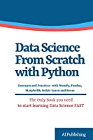 Data Science from Scratch with Python Front Cover