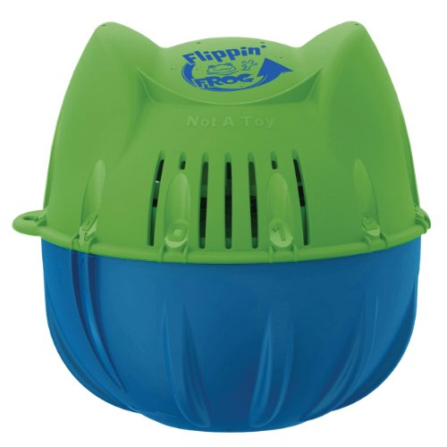 King Technology Flippin' Frog Pool Sanitizer and Chlorine Dispenser KT-01128406