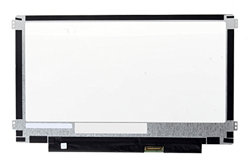 Rinbers 11.6'' LCD Screen for Dell Chromebook 11 CB1C13 P22T 3120 P26T 3180 P21T Latitude 3150, C720 C720P C730 C731 C740 HP Chromebook 11 G3 G4 G5, CTL NL6 CTL J4 CTL J4 Plus 30 PIN Side Brackets by Rinbers