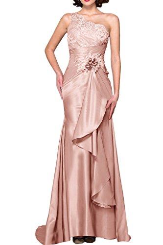 Bodenlang Figurbetont Braut mia Etuikleider Abendkleider Spitze Neu Rosa Traeger Ein La Partykleider Orange Brautmutterkleider PvUq5U