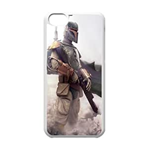 Star War Plastic Customized Cover Hard Case For Iphone 5c TPUKO-Q856792