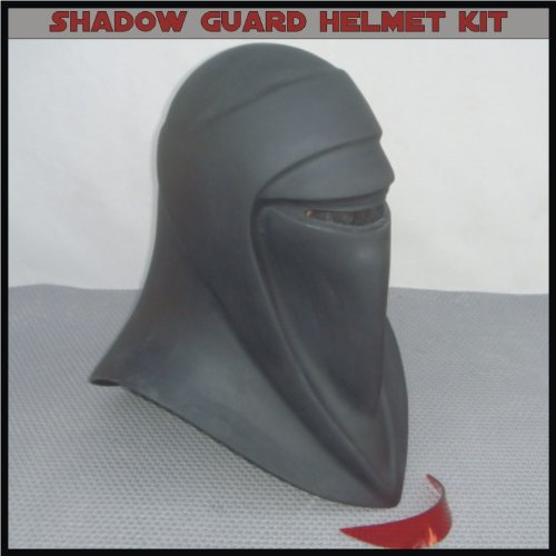 Star Wars Imperial Guard Costume (Imperial Shadow Guard Helmet Prop Kit for Star Wars Collectors)