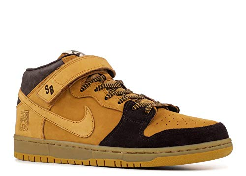 Nike SB Dunk Mid Pro Lewis Marnell Mens Skateboarding Shoes