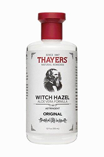Thayers, Astringent Witch Hazel Original Aloe Vera, 12 Fl Oz ()