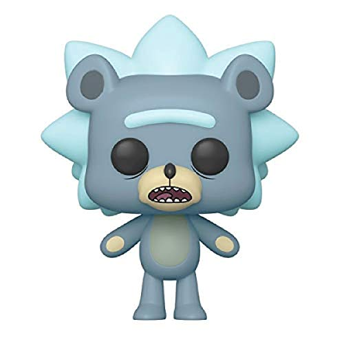 Pop Animation Rick & Moty - Teddy Rick w/ Chase (Styles May Vary)