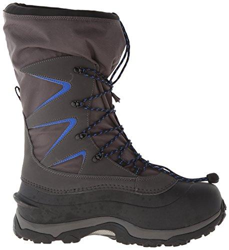 Baffin Mens Kootenay Coibentato Active Winter Boot Charcoal / Blu