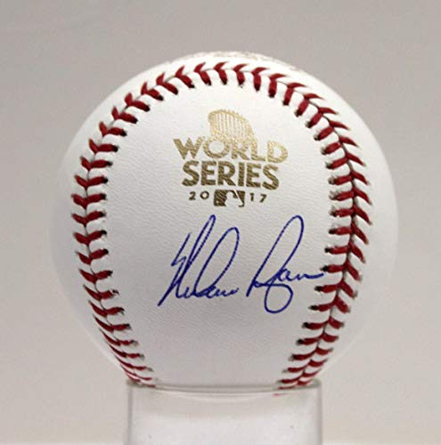 Ball Nolan Ryan (Nolan Ryan Autographed Ball - 2017 Ws Hologram 12267 - Autographed Baseballs)