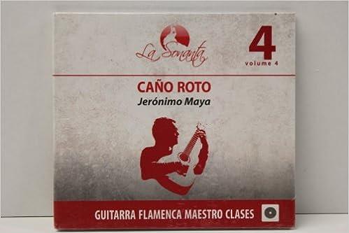 Flamenco Guitar Maestro Clases V.4