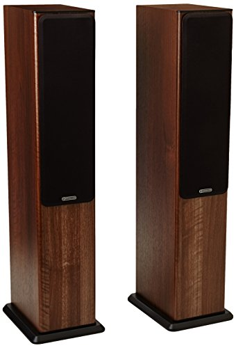 Monitor Audio Bronze Series 5 2 1/2 Way Floorstanding Speaker - Each - Walnut by Monitor Audio