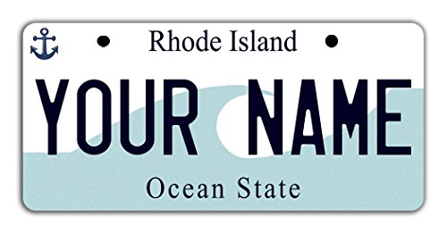 BleuReign Personalize Your Own Rhode Island State Bicycle Bike Stroller Children's Toy Car 3