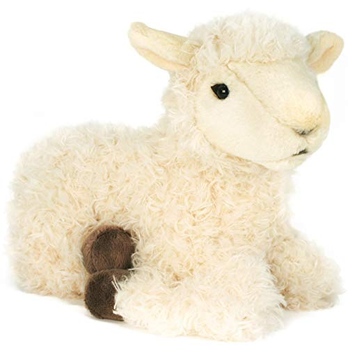 VIAHART Shooky The Sheep | 10 Inch Stuffed Animal Plush Lamb | by Tiger Tale Toys ()