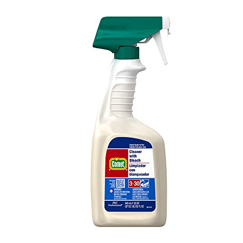 Comet Professional All Purpose Cleaner Spray With Bleach  32 Oz   Pack Of 8