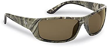 Flying Fisherman Polarized Sunglasses Official Fishing Hat with FREE SWEATBAND