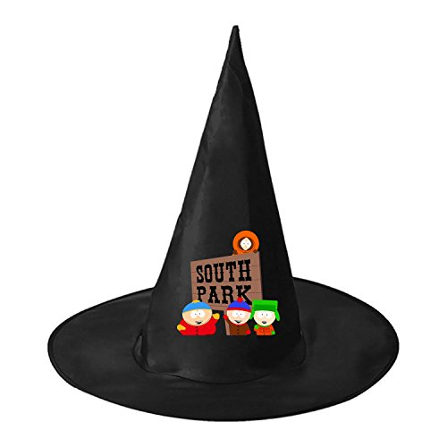 RRUH Halloween Black Witch Hat-South Park Archives