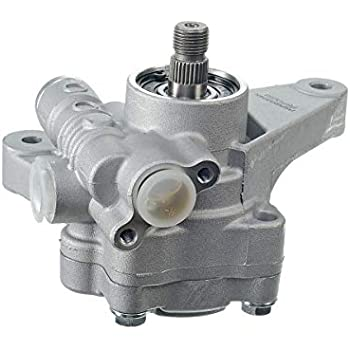 ACUMSTE 56110P8CA01 Power Steering Pump Compatible with Honda Accord 1998-2002 Odyssey 1999-2004