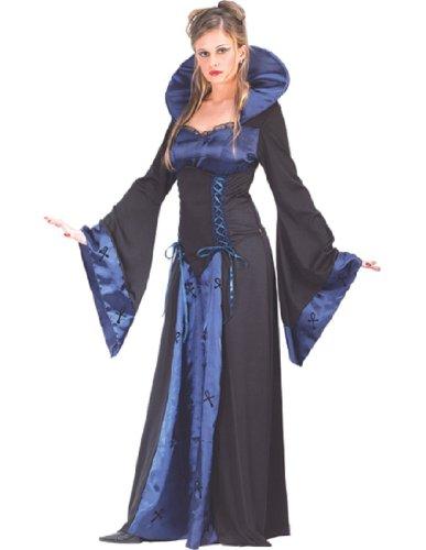 Eternal Vampiress Costume - Medium/Large - Dress Size 10-14 (Modern Vampire Costumes)