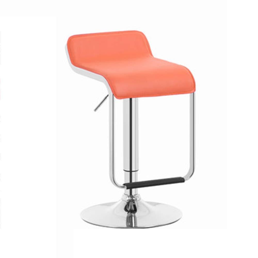 Color : C Klappstufen Sitz Stuhl Einstellbare drehbare Fr/ühst/ücksbar Hocker Restaurant K/üchenbar Stehleitern