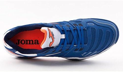 Joma Zapatilla Padel Slam Azul Royal Clay Talla 42 EUR: Amazon.es ...