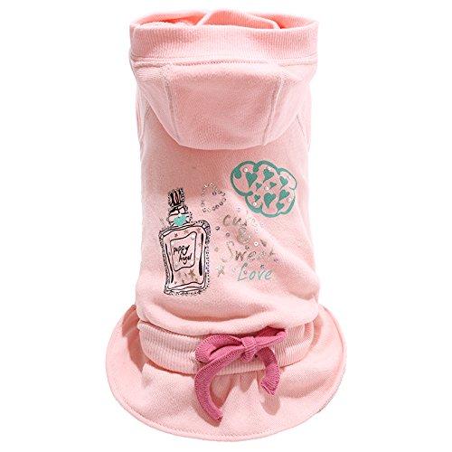 Puppy Angel Tallulah Dog Dress – Pink – XL