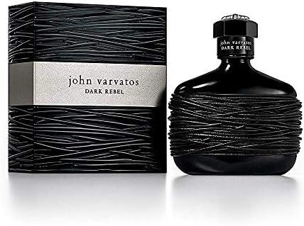 Amazoncom John Varvatos Dark Rebel Mens Cologne Spray 42 Fl Oz