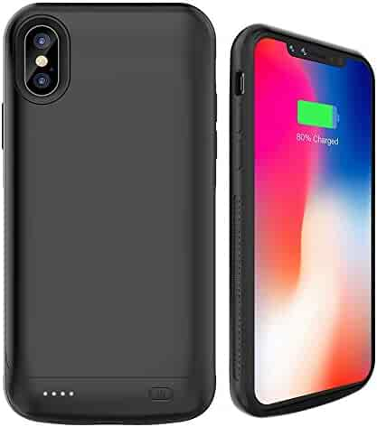 pretty nice 711e9 95e10 Shopping iPhone X - 1 Star & Up - Battery Charger Cases - Cases ...