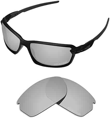 58eb148fa3 Tintart Performance Replacement Lenses for Oakley Carbon Shift Sunglass  Polarized Etched