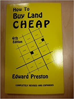 Book How to Buy Land Cheap