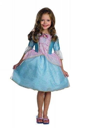 Barbie Princess Rosella Child Costume - Small (4-6X) -