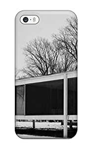 Hot Fashion Design Case Cover For Iphone 5/5s Protective Case (awesome Old Architecture Black And White) 1848885K32002448
