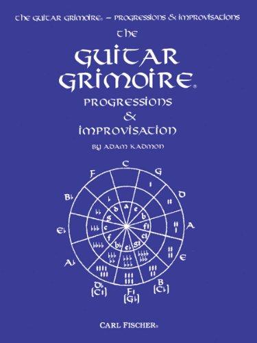 - GT15 - Guitar Grimoire: Progressions & Improvisation