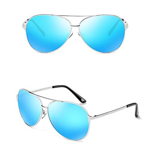 Gafas UV400 SSSX sol Gafas sol Gafas sol Aviator C para 100 B polarizadas conducir Gafas de de de HD de sol sol Gafas de para Color hombre KvrTrcfgy