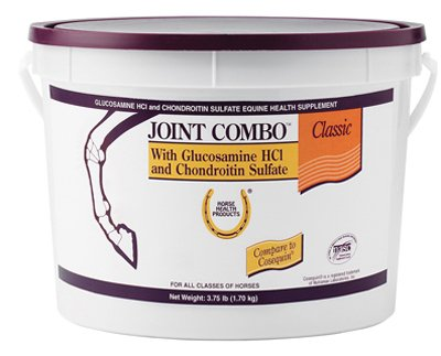 picture of Farnam Home & Garden 3001043 Joint Combo Classic Pellets With Glucosamine HCI & Chondroitin Sulfate, 3.75-L - Quantity 6
