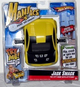 - HOT WHEELS Maniacs Street Tuner