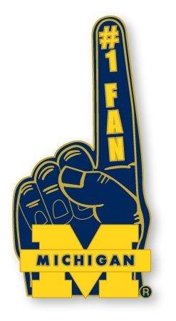 NCAA Michigan Wolverines #1 Fan ()