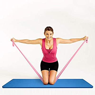 Fitness Equipment Elastic Exercise Resistance Bands Yoga ...