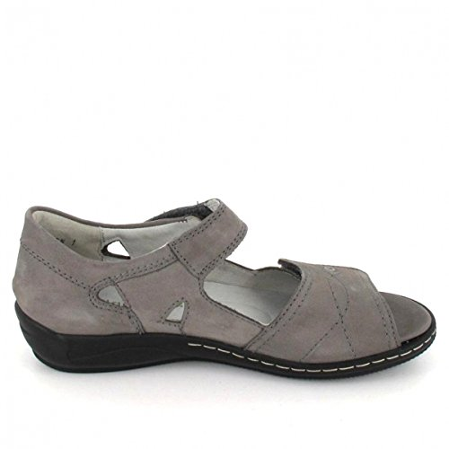 Waldläufer Women's Fashion Sandals Grey Grey CSHEg
